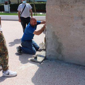 Restauro del cemento