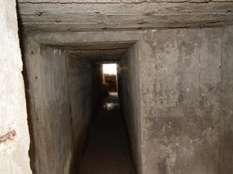 Tobruk Vf 58c con tunnel